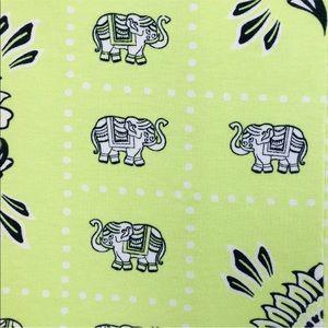 crown & ivy Dresses - Crown & Ivy Shift Dress Elephants Loose Knit Dress